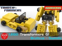 Mini Jeep, Lego Transformers, Lego For Kids, Moca, Lego Projects, Lego Instructions, Tutorials, Youtube, Construction