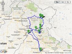 Leh to Amritsar Tour – North India Tours from delhi