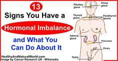 13 signs you have a hormonal imbalance and what you can do about it