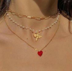 Cute Jewelry, Jewelry Accessories, Hippie Jewelry, Trendy Jewelry, Luxury Jewelry, Pearl Jewelry, Gold Jewelry, Fashion Accessories, Accesorios Casual