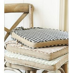 Updating Your Kitchen Cushions? Try This: Create Your New Box Cushions With  A Solid