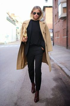 A TRENDY LIFE: SIMPLE LOOKS
