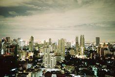 midnight in bangkok by spirograph, via Flickr