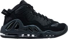Buy and sell authentic Nike Air Max Uptempo 97 Black Anthracite shoes and thousands of other Nike sneakers with price data and release dates. Black Nike Shoes, Nike Air Shoes, Nike Air Vapormax, Black Nikes, Sneakers Nike, Nike Air Uptempo, Gents Shoes, Baskets, Sneak Attack