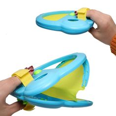 $10.99 Made of high-quality ABS material, safer, healthier, and non-toxic.High strength, high wear resistance, and tear resistance materials, easy to clean.Bright color design, soft and pressure-resistant, get your kids away from the computer, and go outside having fun.Both boys & girls love this active game. Help to develop hand-eye coordination skills. Type: Juggling Ball Diameter: 20CM Material: Plastic Plastic Type: ABS Features: Sports Age Range:3-15 Years All Toys, Rackets, Go Outside, Outdoor Fun, Best Sellers, Plastic Plastic, 15 Years, Boys, 15 Anos