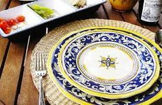 Get Melamine Style - Le Cadeau Decorative Plates, Tableware, Kitchen, Home Decor, Style, Gift, Cooking, Homemade Home Decor, Dinnerware