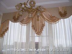 Fancy Curtains, Luxury Curtains, Elegant Curtains, Beautiful Curtains, Drapes Curtains, Drapery, Living Room Decor Curtains, Bathroom Curtains, Bedroom Decor