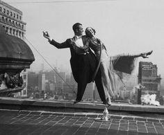 Vintage Dance Couple