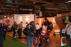 Promoting Website & Internet Marketing Solutions to Motorcycle Retailers.
