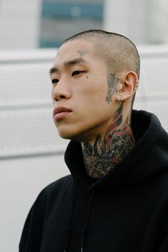 7 Korean Models Show Off Their Tattoos - Vogue