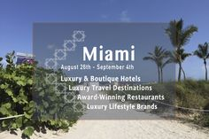 Our Hotel & Hospitality Marketing Agency Opening Miami Office, TravelPublicRelationsFirm South Beach Miami, Miami Florida, Best Hotels In Miami, Destinations, Public Relations, Hospitality, Digital Marketing, Places To Travel