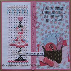 Mini Cross Stitch, Cross Stitch Cards, Cross Stitch Embroidery, Cross Stitch Patterns, Cross Stitches, Marianne Design, Card Patterns, Needlework, Have Fun