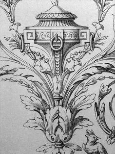 Ornament Drawings | Flickr - Photo Sharing!