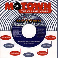 Thanks to the parentals, I'm a huge fan of classic Motown.