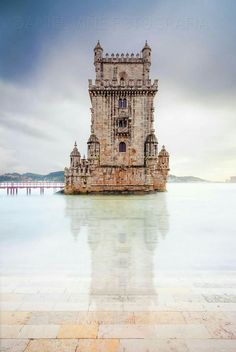 View top-quality stock photos of Belem Tower Lisbon Portugal. Places Around The World, Oh The Places You'll Go, Travel Around The World, Places To Travel, Travel Destinations, Places To Visit, Vacation Places, Italy Vacation, Visit Portugal