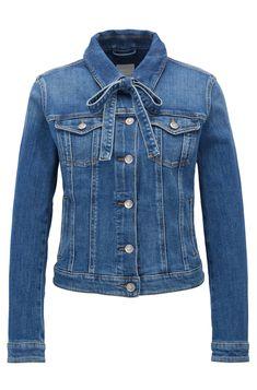 Jeansjacka vero moda
