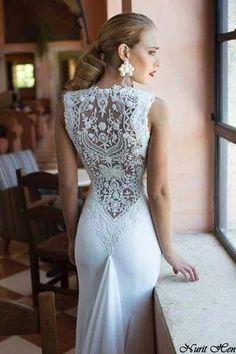 Esta espalda me enamora...