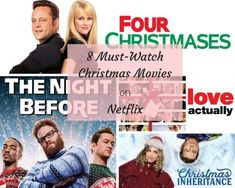 Get more in spirit and binge on these must watch Christmas movies on Netflix while wrapping all of those presents. Watch Christmas Movies, Wrapping, Netflix, Festive, Presents, Spirit, Feelings, Movie Posters, Blog