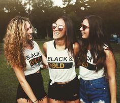 Black and Gold is to die for <3 #224apparel