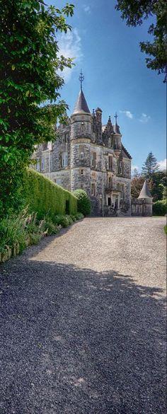 Blarney House , Ireland