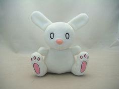 Sarah Scribbles' Plush Bunny! | Make That Thing
