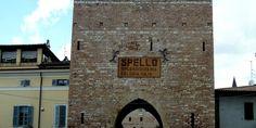 Luoghi 21. Spello, Don Sergio Andreoli - Spello oggi - notizie da Spello