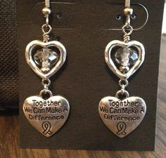 Together we can make a difference awareness by ABaubleAndCardShop