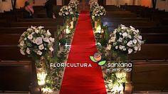 Decoração de casamento que realizamos na Paróquia Santa Joana D'Arc, Jardim França – São Paulo. Toda ornamentação da Paróquia no vídeo é um trabalho da Floricultura Santana, decoração realizada com 10 arranjos no corredor, 6 buchinhos, 4 velas, 4 arranjos no altar, 2 árvores francesa na entrada, tapete vermelho e colunas de vidro.  Floricultura Santana Contato: (11) 2979-5157 Loja Virtual: floriculturasantana.com.br Loja Física: Av. Cruzeiro do Sul, 3003, São Paulo.