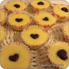 Biele šuhajdy Czech Recipes, Christmas Cookies, Pineapple, Muffin, Baking, Fruit, Breakfast, Cake, Ds