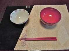 Place mat from Washoku