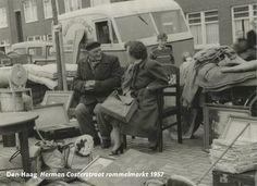 rommelmarkt herman costerstraat den haag 1957