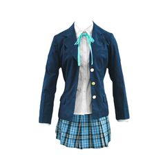 K-ON! Cosplay Costume - Ho-kago high school Female 1st XX-Large *** Details can be found by clicking on the image.