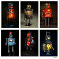 Robots Reborn | + Brauer | viva la Robolución!