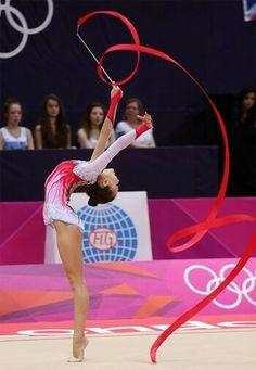Son Yeon Jae #rhythmic #gymnastics