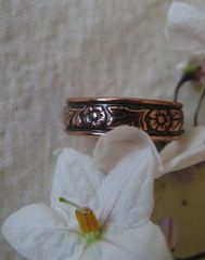 Put a copper ring on it..