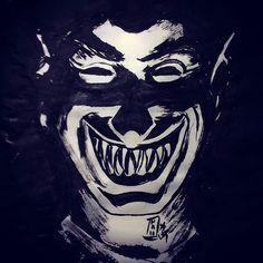#inktober2016 #inktober #nyctophobia #sketchbook #fudebrush #brushpen #demon #dark #fear