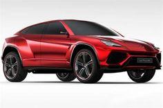 #Lamborghini SUV