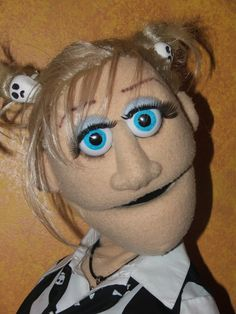 Wren by PJs Puppets - custom professional puppet