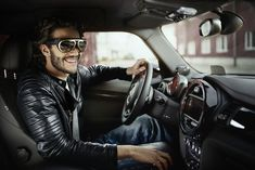 7b52f1e576a3 Mini Augmented Vision concept brings crazy-looking AR glasses inside the car