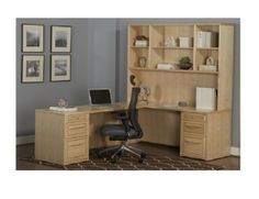 Jesper Office Furniture - 4000 Office Collections