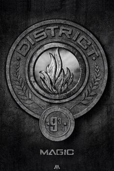 Harry Potter, Divergent and The Hunger Games