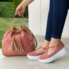 Descriptions: Theme:Summer Upper Material:PU Gender:Women Upper Material Of Shoes:PU Shoes Style:Slip-On Heel Height:Flat Toe Type:Closed Toe Style:Casual Pack Comfy Shoes, Comfortable Shoes, Casual Shoes, Shoes Style, Pretty Shoes, Cute Shoes, Fashion Sandals, Sneakers Fashion, Closed Toe Sandals