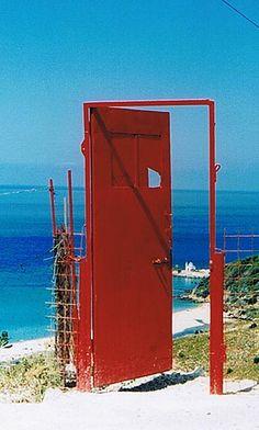 Door to Heaven by Tragopodaros, via Flickr