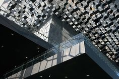 Harpa Reykjavi­k Concert Hall and Conference Centre. © Inaki Caperochipi Photography