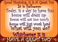 #YittahFun   #Halloween    HAVE A GREAT DAY