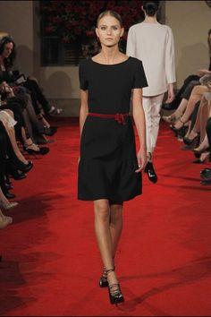 Alberta Ferretti Pre-Fall 2013 Fashion Show Collection