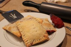 Make your own pop tarts... in 10 minutes