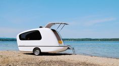 Tiny Camper Transforms Into Mini Boat for Just $17K - Curbed