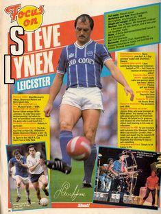 Profile Steve Lynex Leicester City Football Shirts, Football Players, Trevor Francis, Leicester City Football, Charlie Chan, Ford Granada, English Football League, Football Memorabilia, West Bromwich