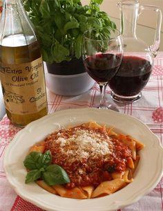 Yum!!! I love being 100% Italian! And I LOVE Italian food!!
